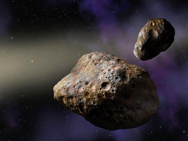 Землю ожидает максимальное сближение с астероидом 2012 ТС4 12 октября