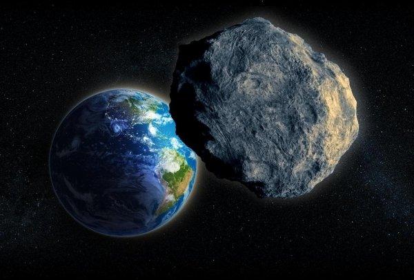Ученый: Земля погибнет через 3 дня из-за метеорита