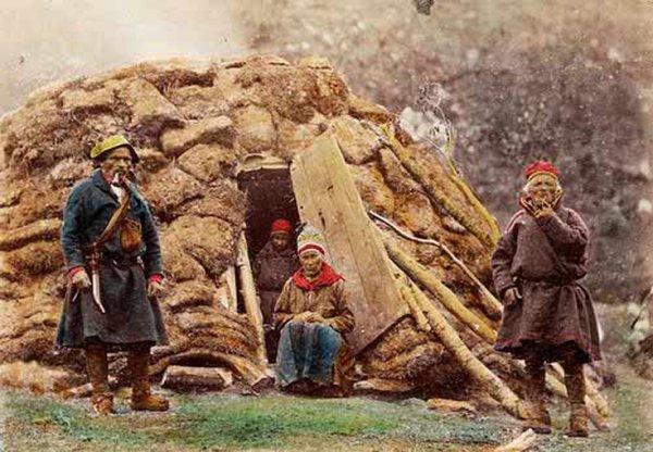 В Заполярье ученые нашли очаг жилища саамов и оружие эпохи Средневековья