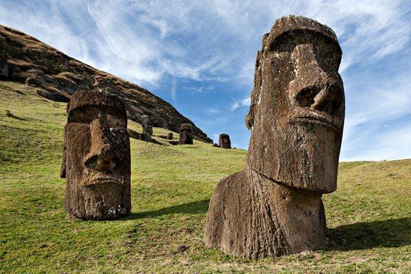 Ученые определили происхождение цивилизации с острова Пасха