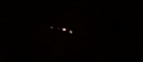 В Приморье гадают, откуда взялось НЛО над Находкой