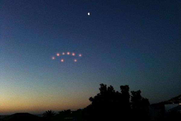 В Сети обнародованы материалы секретных переговоров с пилотом об НЛО