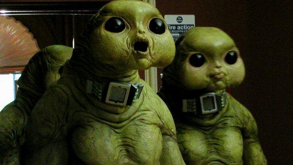 Британка рассказала о похищении родственников инопланетянами 60 лет назад