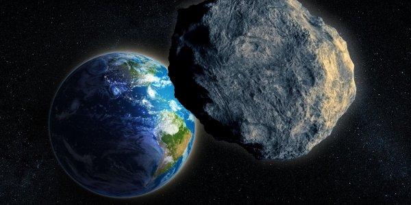Обнародовано видео астероида, рекордно приблизившегося к Земле