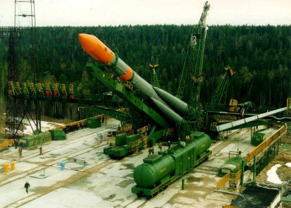Сегодня днём с Плесецка запустят ракету «Рокот» со спутником Sentinel-5p