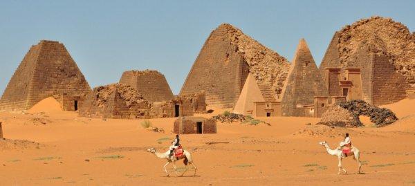 Археологи обнаружили драгоценную верхушку одной из последних пирамид