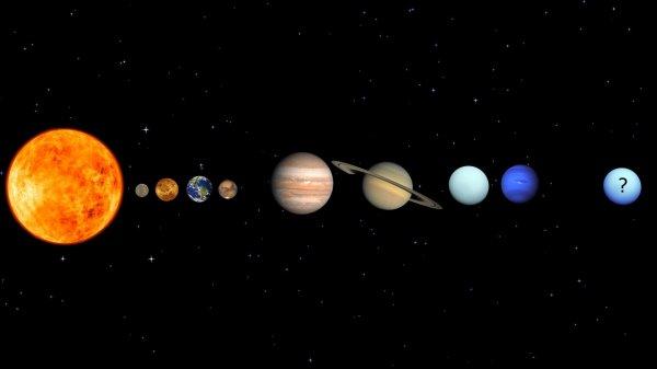 Ученые нашли новые доказательства существования девятой планеты Солнечной системы