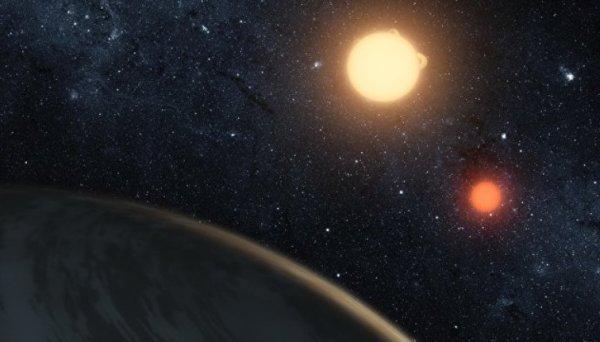 Найден гигантская звезда-пожиратель планет