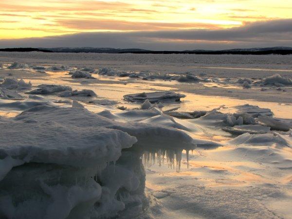 Новые острова в Арктике будут носить имена военных гидрографов