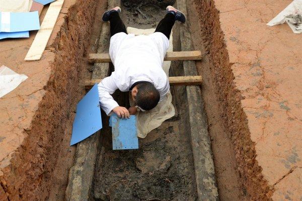 Археологи нашли военную цитадель XIII века в Юго-Западном Китае