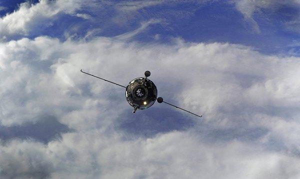 «Прогресс МС-07» успешно пристыковался к МКС в автоматическом режиме