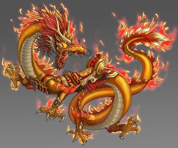 В Китае нашли 18-метровый скелет «дракона»