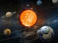 В Индонезии обнаружили древний камень с картой Солнечной системы
