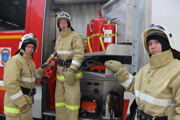 Медики выяснили, почему пожарные чаще страдают раком