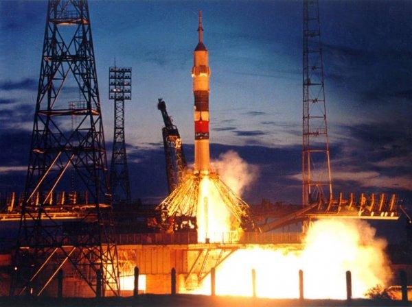Эскиз ракетного комплекса