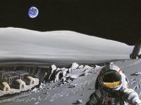 Ученые выбрали место для построения лунной базы