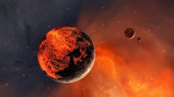 Илон Маск построит город миллионник на Марсе
