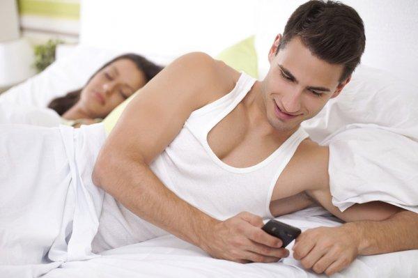 Развитые технологии способствуют супружеским изменам