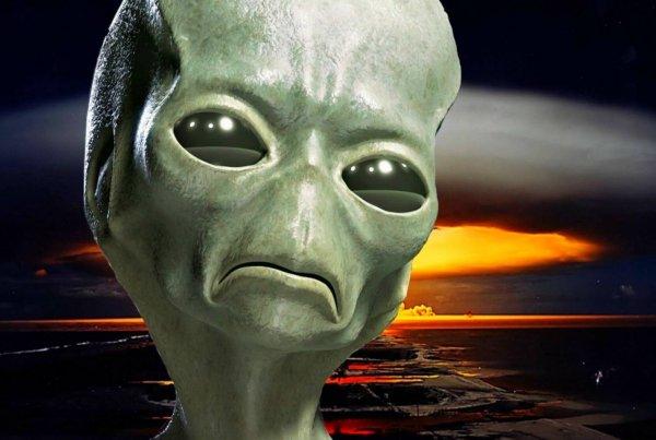 Астронавты NASA доказали существование пришельцев, но власти США это скрыли