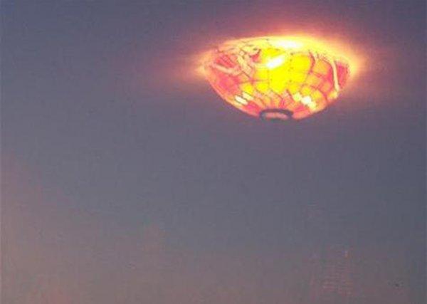В Новосибирске агрессивный НЛО напугал детей