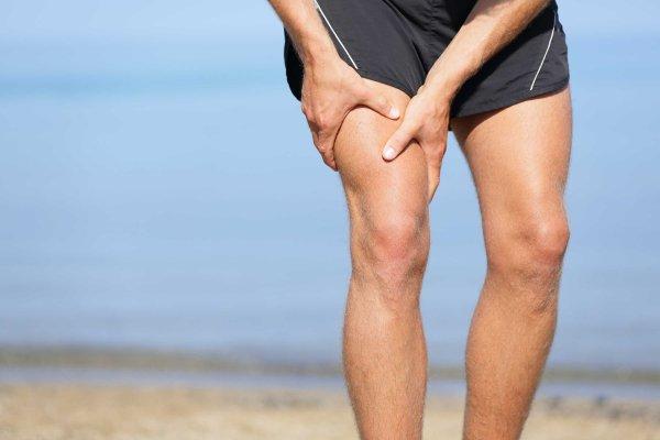 Шведские учёные узнали, что анальгетики подавляют рост мышечной массы