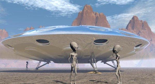 Американские учёные выяснили, почему пришельцы часто посещают США