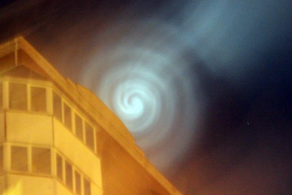 В Вологде местные жители массово сообщают об НЛО