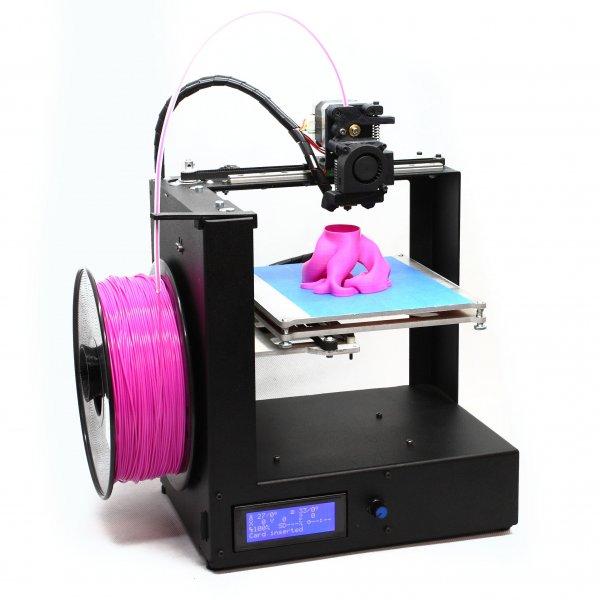 Израильские ученые сделали 3D-принтер, который печатает еду