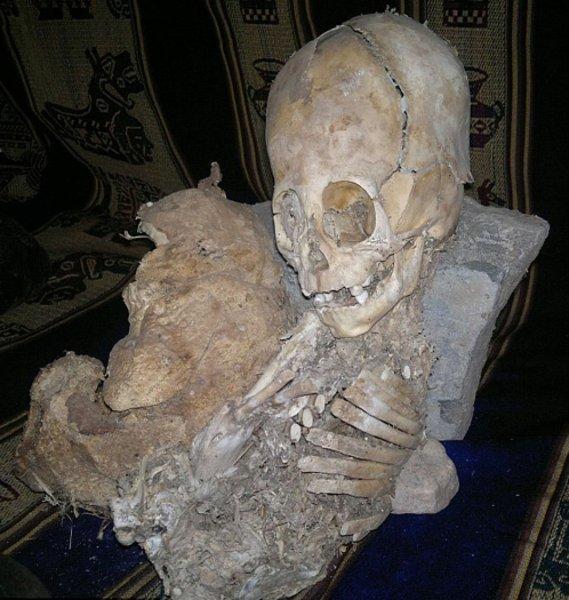 В Перу нашли останки пришельцев: Когда Землю посещали инопланетяне?