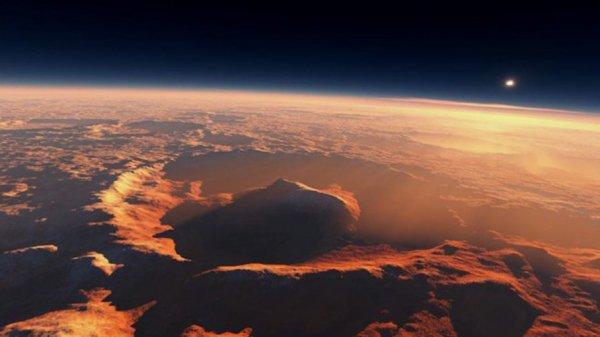 Ученые: На Марсе заварить чай не представляется возможным