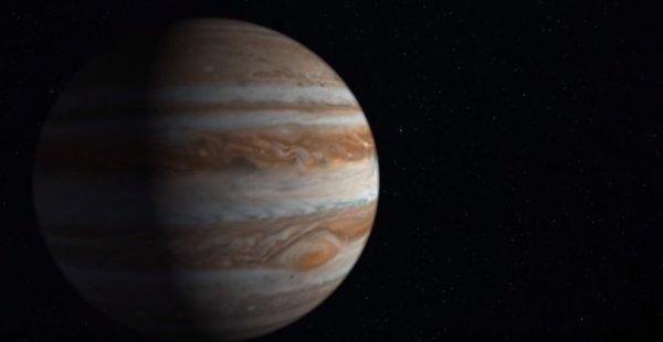 Ученые хотят узнать причину изменения гравитационного поля Юпитера