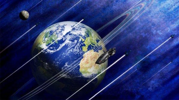 Ученые доказали, что спутник «Черный принц» имеет не инопланетное происхождение