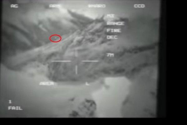 Опубликовано видео перестрелки НЛО с американским военным дроном: Реальная битва или вымышленный сценарий?