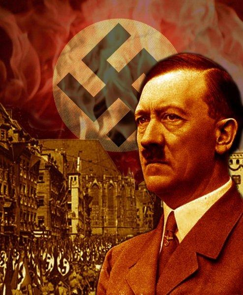 Обнаружился неизвестный ранее факт об Адольфе Гитлере
