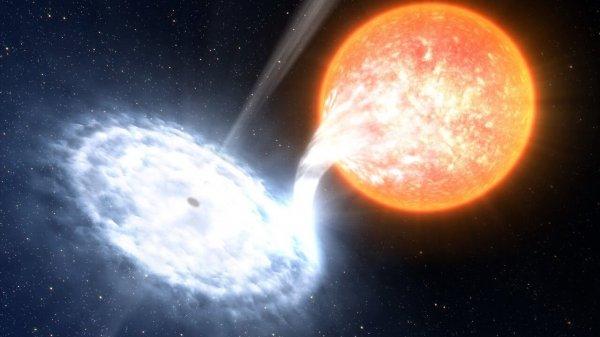 Ученые еще на шаг приблизились к разгадке образования «плевков» черных дыр