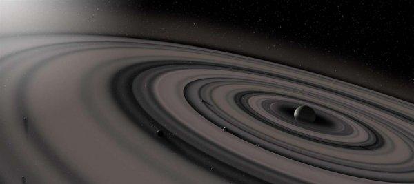 Радиационные пояса Сатурна не управляются солнечным ветром