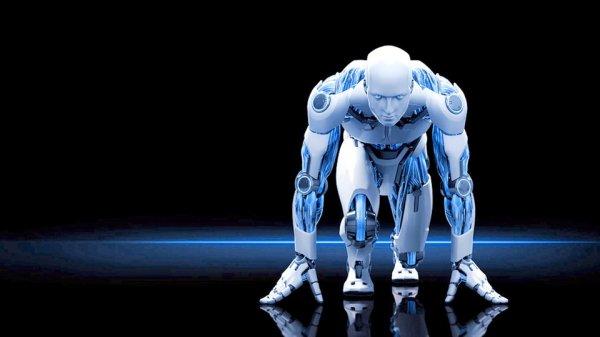 Ученые смогли изменить походку робота благодаря току