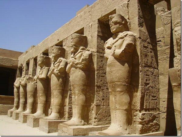 Вблизи Каира археологи раскопали храмовый комплекс Рамзеса ІІ