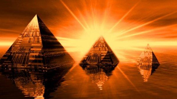 Инопланетяне оставили у пирамиды Хеопса следы своего пребывания