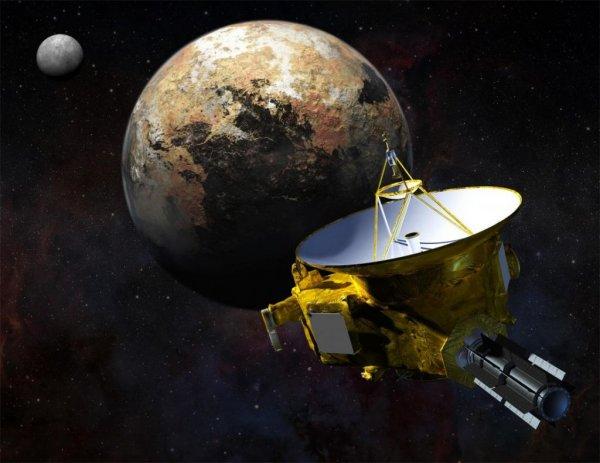 Ученые разгадали главную тайну Плутона