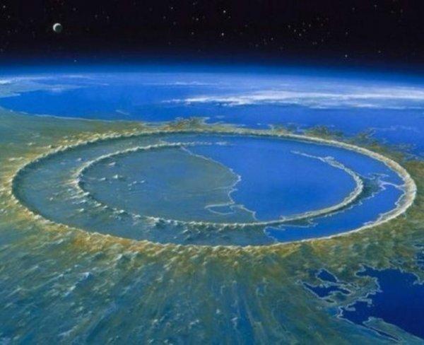 Погубивший динозавров астероид в корне изменил климат на планете. Жизнь на Земле периодически обновляется