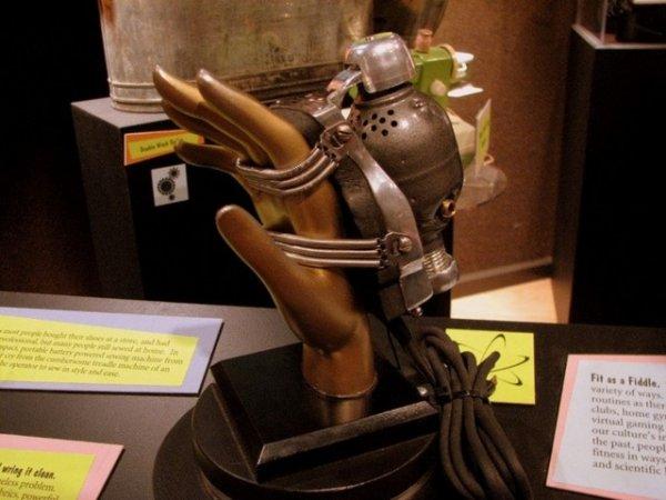 Эксперты рассказали, какой формы были первые вибраторы