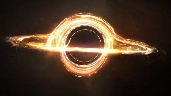 Астрономы: Землю уничтожит черная дыра