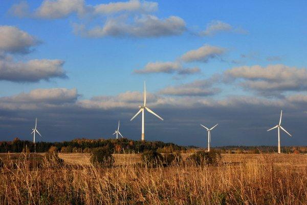 В Германии построили ветроэлектростанцию рекордной высоты