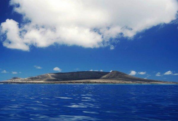 Ученые нашли фрагмент Атлантиды в Тихом океане