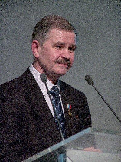 Европейский космический центр в Бельгии посетил российский космонавт