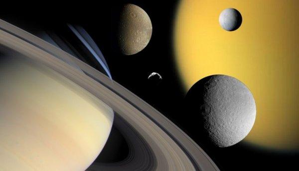 Ученые: Cassini оставил после себя тайну спутника Сатурна Елены