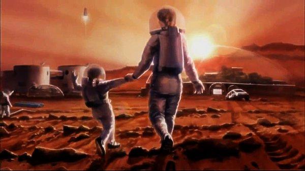 Ученые: При колонизации Марса людей спасет новая религия