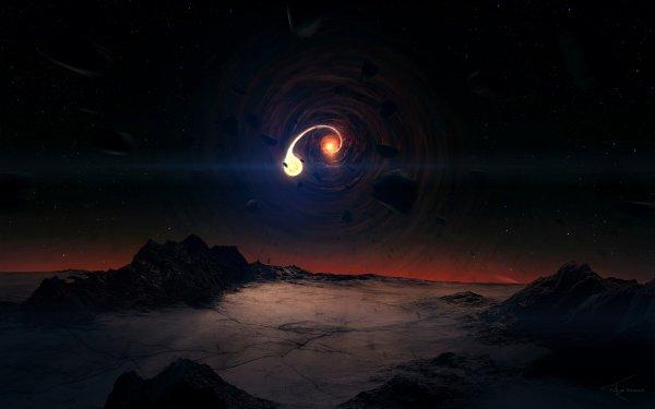 Учёные поведали о невидимой черной дыре, угрожающей Земле