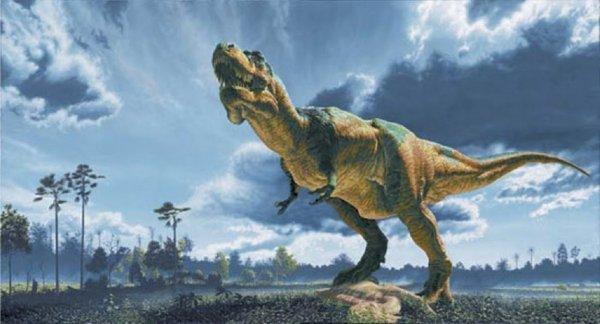 Ученые: Вымирание динозавров привело млекопитающих к свету